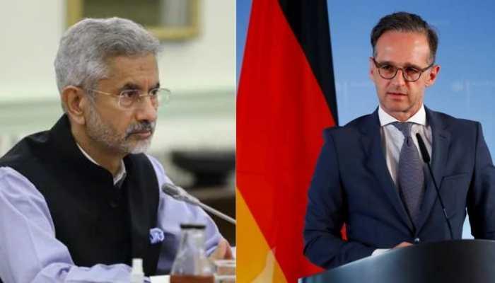 Afghanistan crisis: EAM Jaishankar speaks to German counterpart, discusses evacuation challenges
