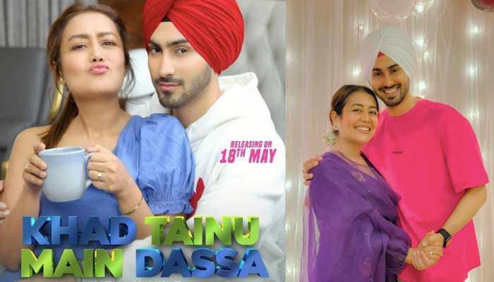 Neha Kakkar's 'Khad Tainu Main Dassa' garners 50m views