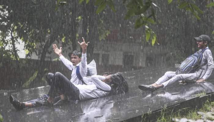 Delhi, Uttar Pradesh to receive moderate rainfall accompanied by thunderstorms: IMD