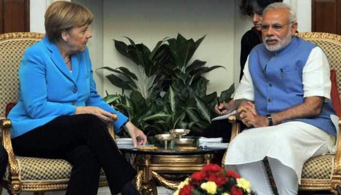 PM Narendra Modi speaks to German counterpart Angela Merkel, discusses situation in Afghanistan