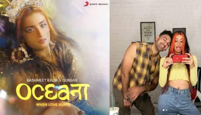 After 'Bajre Da Sitta', it's 'Oceana' for Rashmeet Kaur