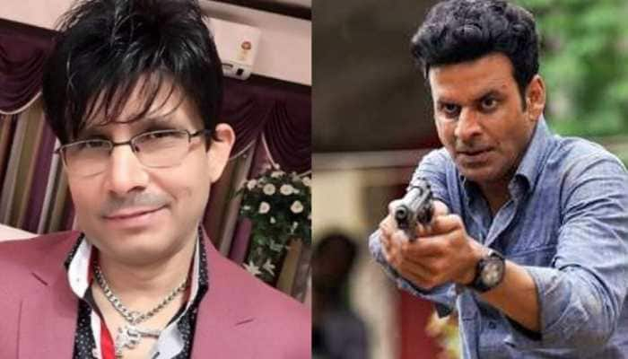 Mujhe toh Darr film ka SRK yaad aa gaya: KRK on Family Man 2 actor Manoj Bajpayee slapping him with a defamation suit