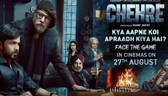 Don't think 'Chehre' will benefit or suffer due to Rhea Chakraborty: Rumy Jafry