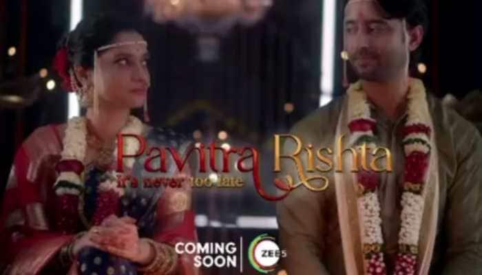 Pavitra Rishta 2.0 trailer out: Watch Ankita Lokhande-Shaheer Sheikh's love story blossom!