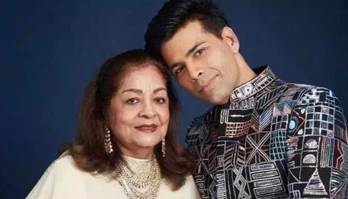 Karan Johar's mother Hiroo Johar undergoes knee replacement surgery, thanks everyone for wishes!