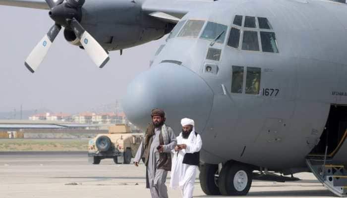 Taliban celebrate as last US troops leave Afghanistan after 20 years