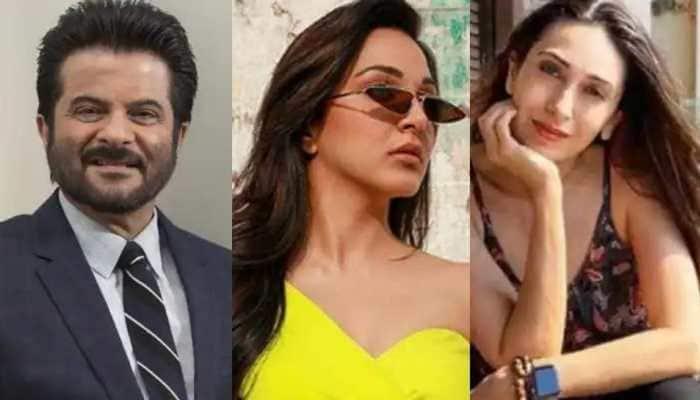 'Mask Up' urge Anil Kapoor, Kiara Advani, Karisma Kapoor