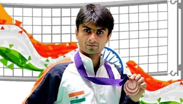 Noida DM Suhas LY is World No. 3 para shuttler and Asian champion as well    Other Sports News   Zee News