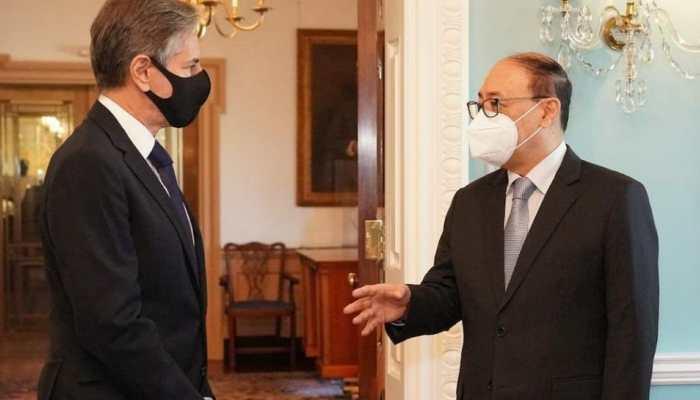 FS Shringla calls on US Secretary of State Antony Blinken, discusses bilateral ties, Afghanistan situation