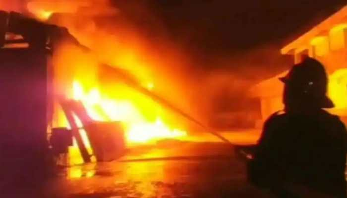 Uttarakhand: Fire breaks out in factory in Dehradun, no injuries reported