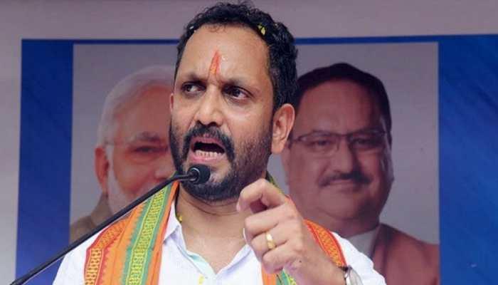 Kerala: BJP slams rival parties, says 'change in Kerala politics post-Taliban takeover'