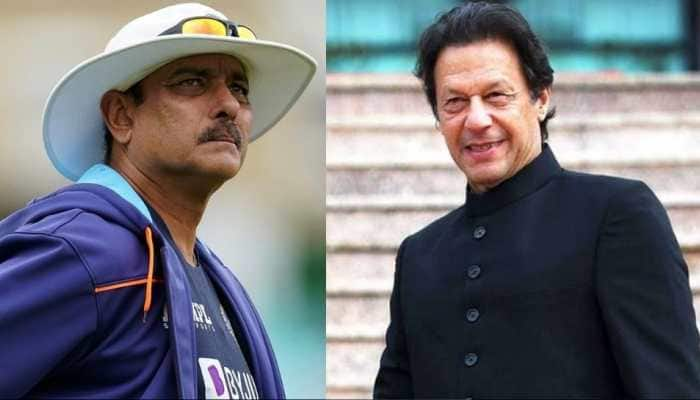 Pakistan PM and ex-captain Imran Khan wanted to bounce the s**t out of me: Ravi Shastri