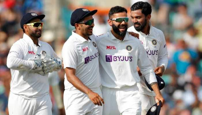 Virat Kohli says 'tough situations build strong people' as Team India celebrate historic Oval Test win