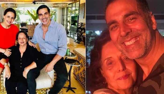 Akshay Kumar's mother Aruna Bhatia dies, actor says 'unbearable pain in my core existence'