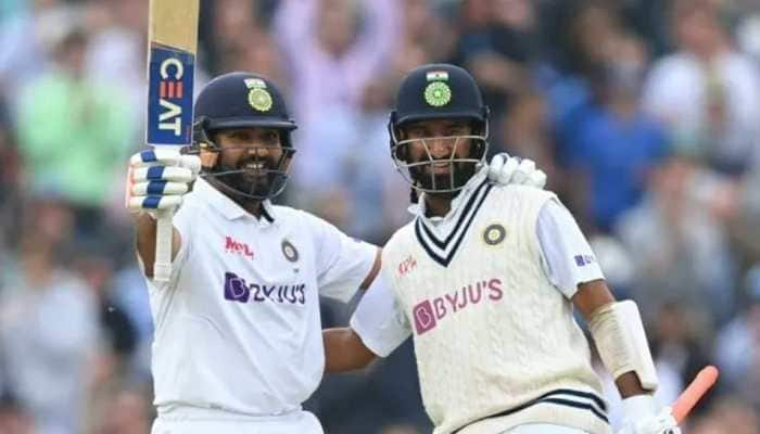 India vs Eng 5th Test: India fret over Rohit Sharma, Cheteshwar Pujara's fitness in Manchester