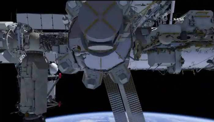 Space emergency: Smoke and fire alarms on ISS force Russian cosmonauts to take a 7-hour spacewalk