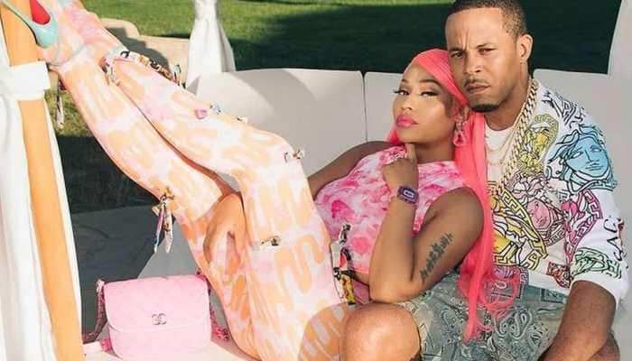 Nicki Minaj's husband Kenneth Petty pleads guilty for failing to register as sex offender