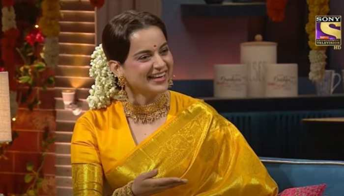 On Kapil Sharma's show Kangana Ranaut revealed that daily 200 FIRs were lodged against her on Twitter