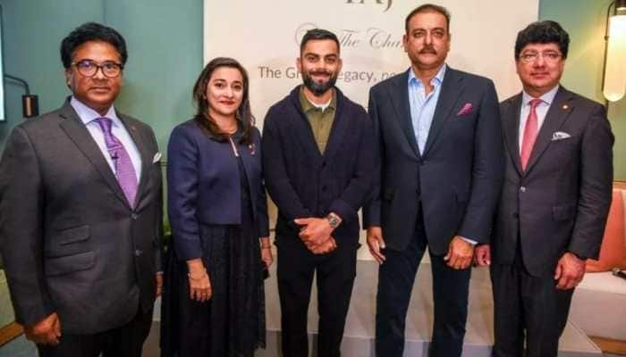 Team India head coach Ravi Shastri says THIS on book launch criticism after testing COVID-19 positive