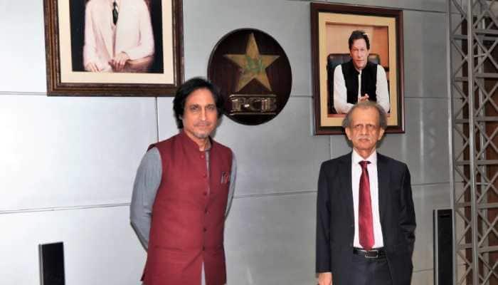PM Imran Khan appoints former teammate Ramiz Raja new Pakistan Cricket Board chairman