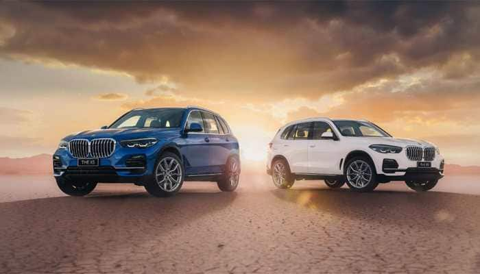 BMW X5 xDrive SportX Plus variants launched in India, sprint from 0 -100 km in just 5.5 seconds