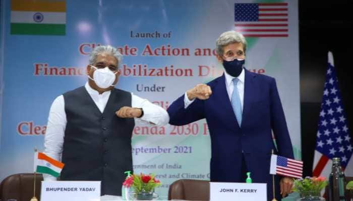 India, US launch Climate Action and Finance Mobilization Dialogue of Agenda 2030 Partnership