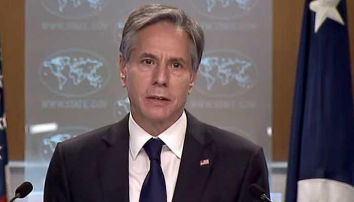 Pakistan involved in harbouring Taliban terrorists: US Secretary of State Antony Blinken