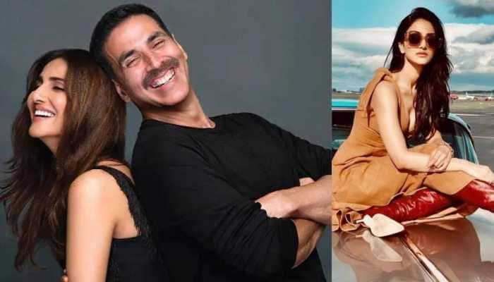 Vaani Kapoor turns muse for Akshay Kumar, netizens appreciate the Bell-Bottom co-stars!
