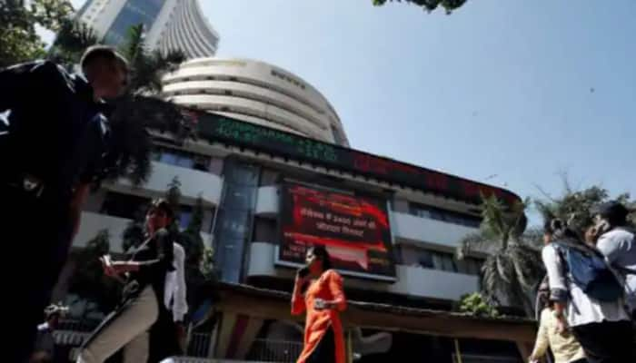 Sensex, Nifty jump in early trading hours on sustained foreign fund inflows