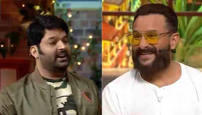Kapil Sharma mocks Saif Ali Khan for his 'jaundice' sunglasses, leaves actor in spilts