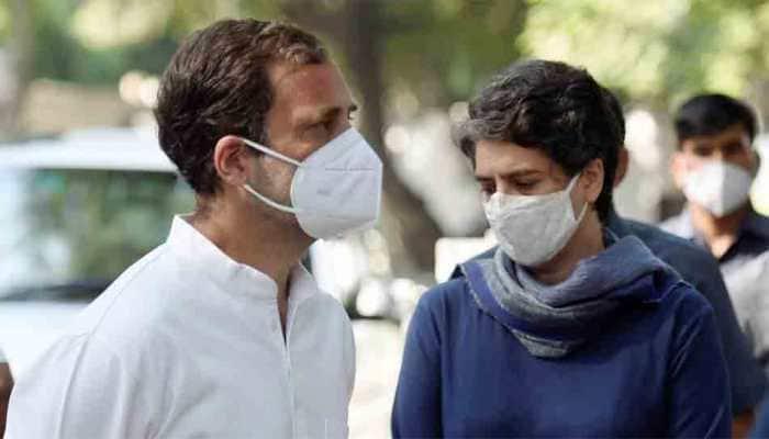UP Assembly elections 2022: Priyanka Gandhi to be Congress' CM face? Salman Khurshid responds