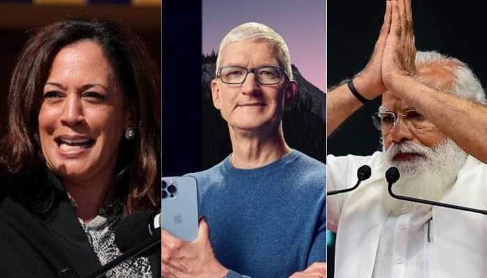 PM Narendra Modi likely to meet Vice President Kamala Harris, Apple CEO Tim Cook during US visit
