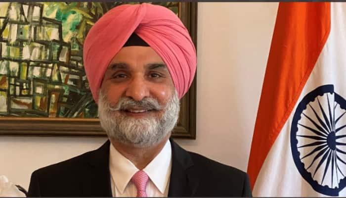 Bilateral ties destined to move ahead: India's envoy to US Taranjit Singh Sandhu