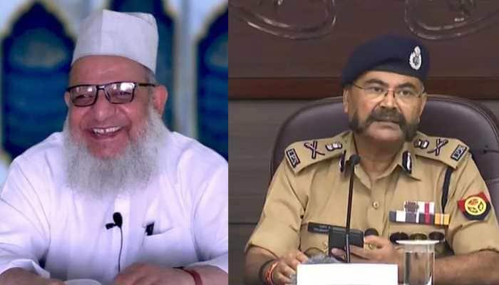 UP ATS busts 'India's largest conversion racket', arrests Islamic scholar Maulana Kaleem Siddiqui