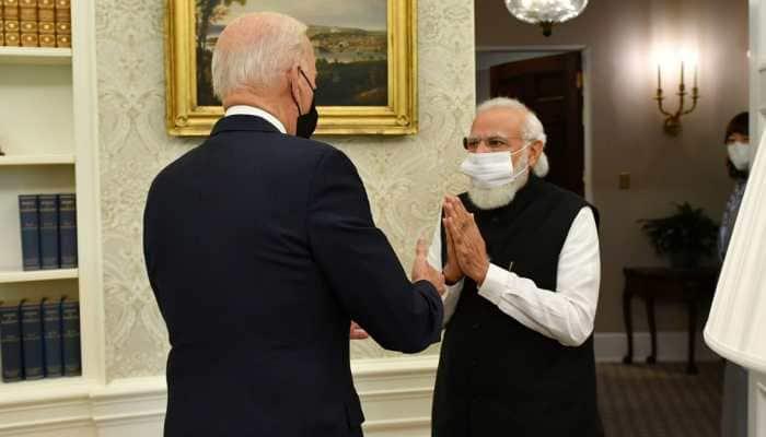 During talks with PM Narendra Modi, Joe Biden recalls his 2013 Mumbai visit as Vice President