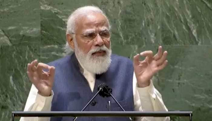 Ensure Afghanistan's territory not used to spread terrorism: PM Narendra Modi's appeal at 76th UNGA summit