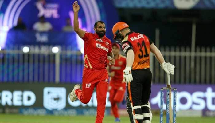 IPL 2021: Sunrisers Hyderabad out of play-offs race after five-run defeat against Punjab Kings