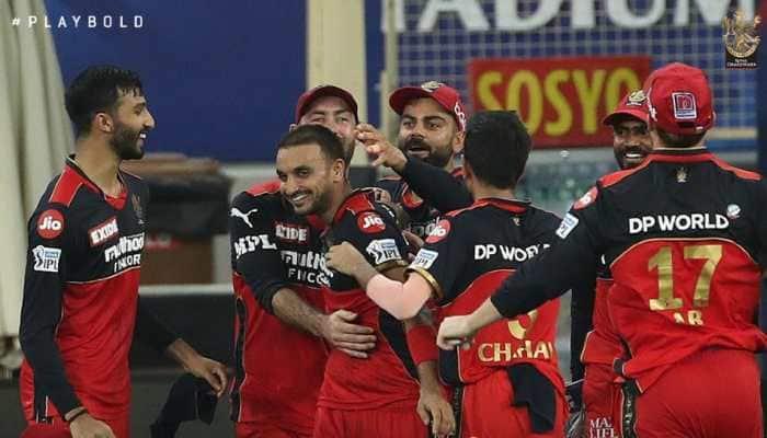 IPL 2021: Hat-trick hero Harshal Patel helps all-round RCB thrash MI by 54 runs - WATCH