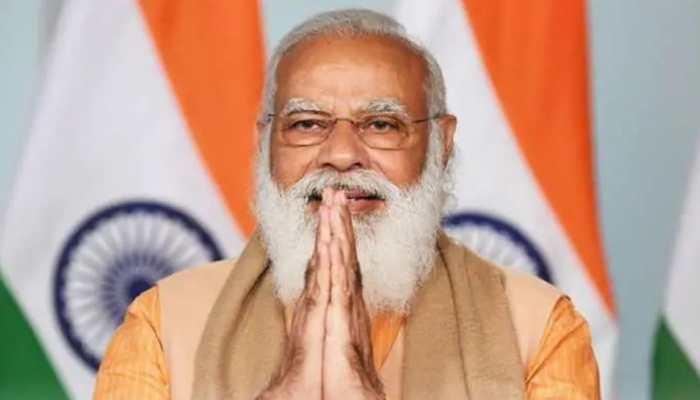 PM Narendra Modi to launch Ayushman Bharat Digital Mission today   India News   Zee News