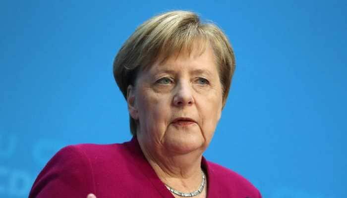 German Chancellor Angela Merkel's party narrowly loses elections to Social Democrats
