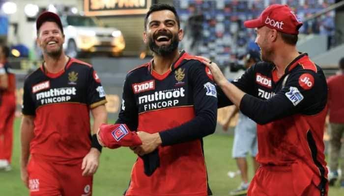 Watch: AB de Villiers imitate RCB skipper's Virat Kohli celebration in THIS video