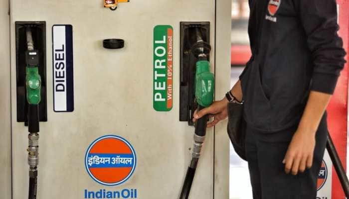 Petrol Price Today: Petrol, diesel prices hiked to record highs; check rates in your city | Economy News | Zee News