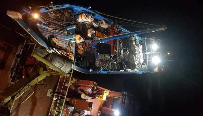 ISRO-ICG device helps save 9 sailors stranded at sea between India and Maldives