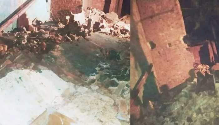 Karnataka: Seven, including children dead as house collapses in Belagavi district   Karnataka News   Zee News