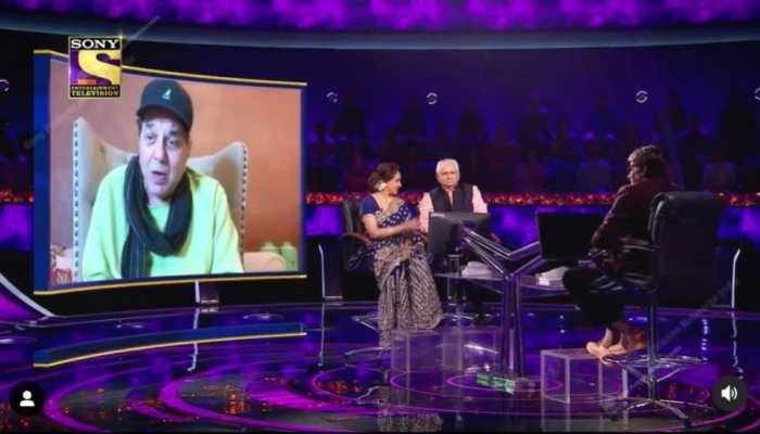 Amitabh Bachchan says Dharmendra will beat him up for revealing THIS Sholay secret on KBC 13 sets – Watch!