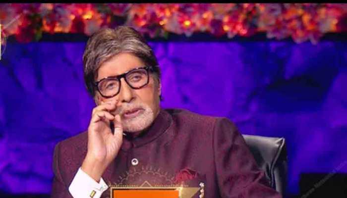 Kaun Banega Crorepati 13: Amitabh Bachchan left speechless after Hema Malini reveals what's in her tiny clutch