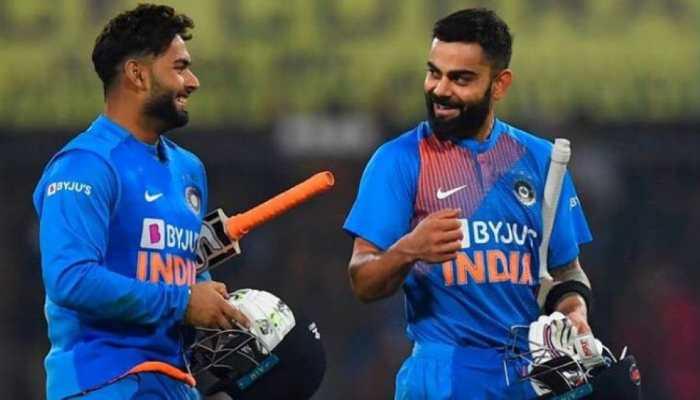 Watch: Virat Kohli tell Rishabh Pant, 'we haven't had wicketkeeper like MS Dhoni'