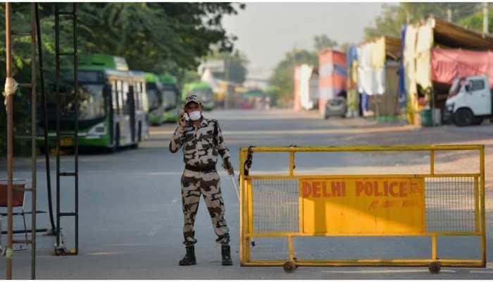 Singhu border murder: Haryana police detain one person in Sonipat- video inside