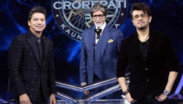 Kaun Banega Crorepati 13: Sonu Nigam, Shaan to share hot seat on Amitabh Bachchan's quiz show!