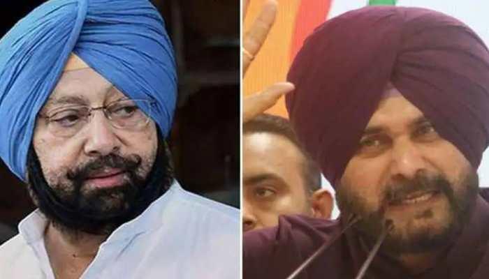 Navjot Singh Sidhu says Amarinder Singh 'architect' of farm laws, former CM calls ex-cricketer 'fraud'